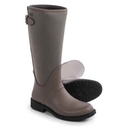 Cougar Keaton Rain Boots - Waterproof (For Women) in Taupe - Closeouts