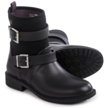 Cougar Kirby Rain Boots - Waterproof, Insulated (For Women) in Black - Closeouts