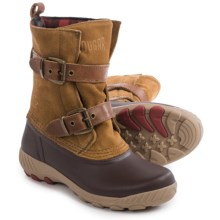 Cougar Maple Creek Snow Boots - Waterproof (For Women) in Oak - Closeouts
