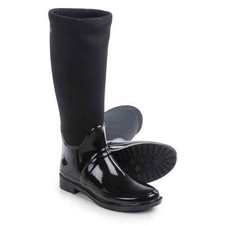 Cougar Talon Rain Boots - Waterproof (For Women) in Black - Closeouts