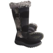 Cougar Tamarack 2 Winter Boots - Faux Fur Lining (For Women) in Black - Closeouts