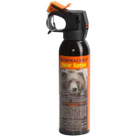 Counter Assault Bushwacker Bear Spray - 8.1 oz. in See Photo - Closeouts