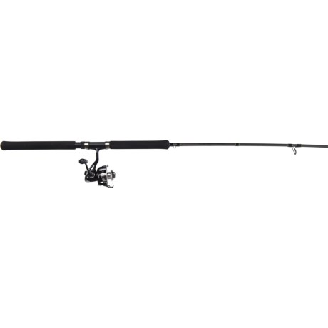 Counter Punch Spinning Rod and Reel Combo – 9? 2-Piece, Light