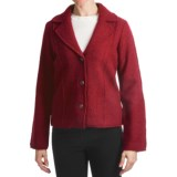 Country Fashion by Venario Classic Cut Jacket - Boiled Wool (For Women)