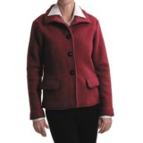 Country Fashion by Venario Liz Jacket - Boiled Wool (For Women)