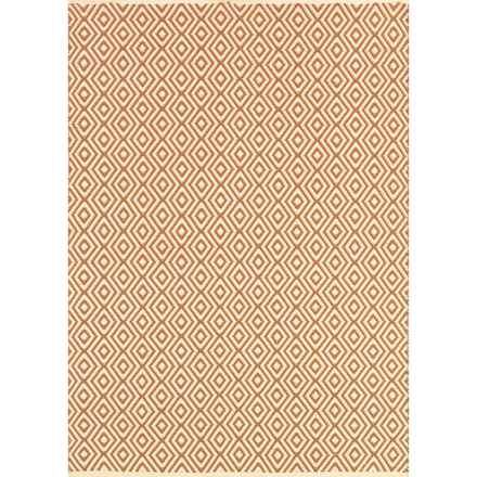 Couristan Grand Cayman Indoor-Outdoor Accent Rug - 2x3' in George Town Ivory/Tan - Closeouts