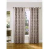 "Couture Ikata Curtains - 100x84"", Grommet-Top"