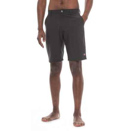 Cova Adventure Amphibious Shorts (For Men) in Black - Closeouts