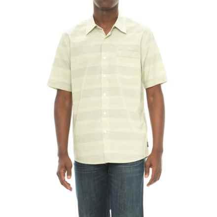 Cova Boardwalk Shirt - Short Sleeve (For Men) in Seafoam - Closeouts