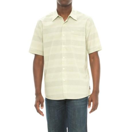 Cova Boardwalk Shirt - Short Sleeve (For Men) in Seafoam