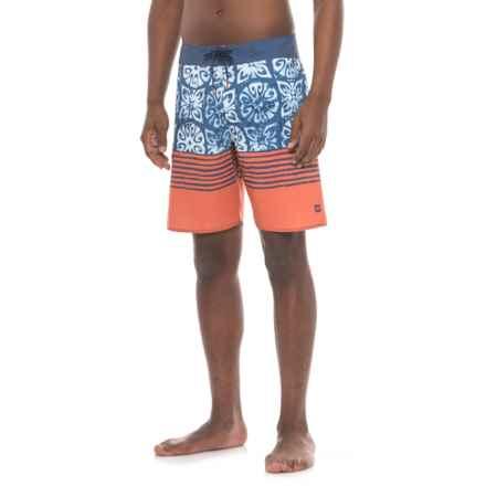 Cova Horizon Boardshorts (For Men) in Deep Sea - Closeouts