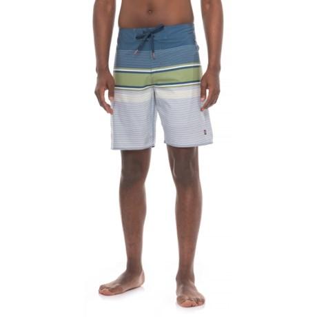Cova Tidal Boardshorts (For Men) in Deep Sea