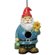 Coynes Nature's Garden Birdhouse in Gnome - Closeouts