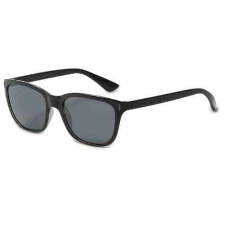 Coyote Eyewear Isla Sunglasses - Polarized (For Women) in Black Gray - Overstock