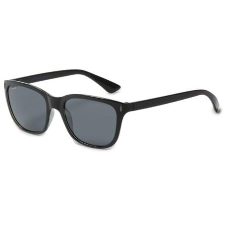 Coyote Eyewear Isla Sunglasses - Polarized (For Women) in Black Gray