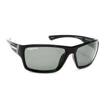 Coyote Eyewear Key West Sunglasses - Polarized, Photochromic Lenses in Black/Gray - Closeouts