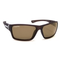 Coyote Eyewear Key West Sunglasses - Polarized, Photochromic Lenses in Matte Brown/Brown - Closeouts