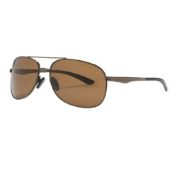 Coyote Eyewear MP-03 Sunglasses - Polarized in Brown/Brown
