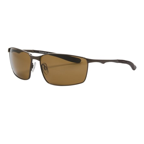 Coyote Eyewear MP-05 Sunglasses - Polarized in Matte Black/G-15
