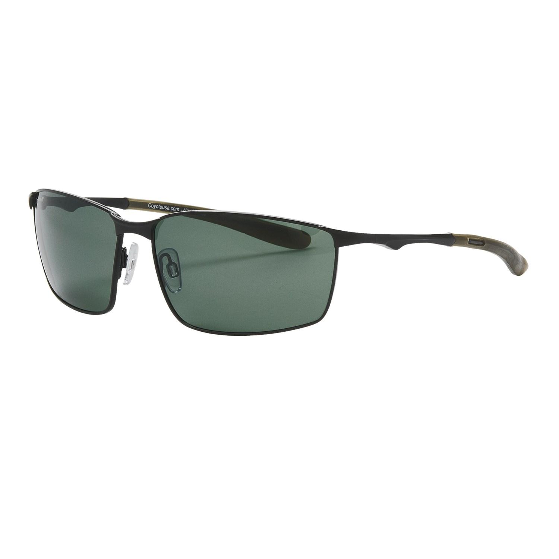 coyote eyewear polarized reader sunglasses louisiana