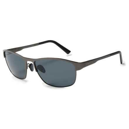 Coyote Eyewear MP-07 Sunglasses - Polarized in Gunmetal/Gray - Closeouts