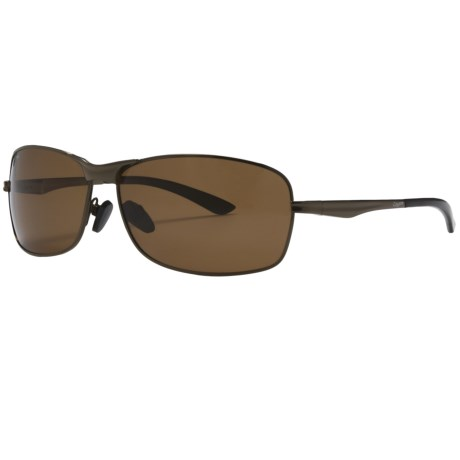 Coyote Eyewear MP-4 Sunglasses - Polarized in Brown/Brown