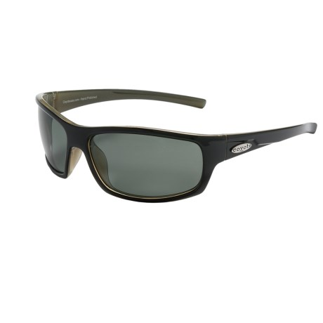 Coyote Eyewear Razor Sunglasses Polarized