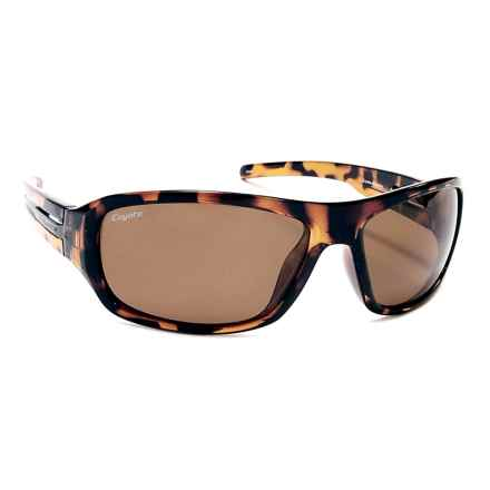 Coyote Eyewear Sonoma Sunglasses - Polarized in Tortoise/Brown - Closeouts