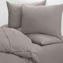 Coyuchi Cotton Jersey Sheet Set - X-Long Twin in Graphite - Closeouts