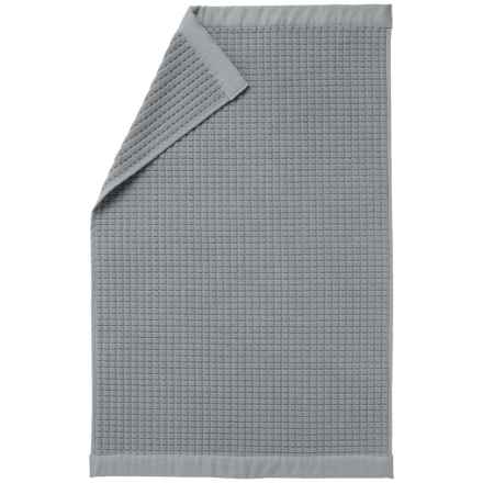 Coyuchi Sumptuous Organic Cotton Bath Mat in Pewter - Overstock