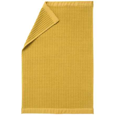 Coyuchi Sumptuous Organic Cotton Bath Mat in Sunflower - Overstock