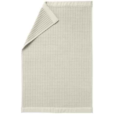 Coyuchi Sumptuous Organic Cotton Bath Mat in White - Overstock