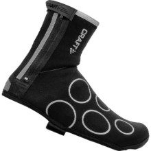 Craft Neoprene Cycling Booties (For Men and Women) in Black - Closeouts