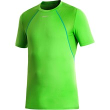 Craft of Sweden Cool Concept T-Shirt - Short Sleeve (For Men) in Craft Green - Closeouts