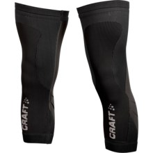 Craft Sportswear 3D Knee Warmers in Black - Closeouts