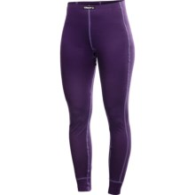 Craft Sportswear Active Base Layer Bottoms - Midweight (For Women) in Blackberry - Closeouts