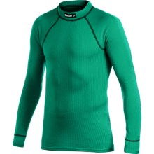 Craft Sportswear Active Base Layer Top - Lightweight, Long Sleeve (For Men) in Alp Green - Closeouts
