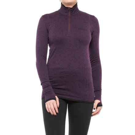 Craft Sportswear Active Comfort Base Layer Top - Long Sleeve (For Women) in Space - Closeouts