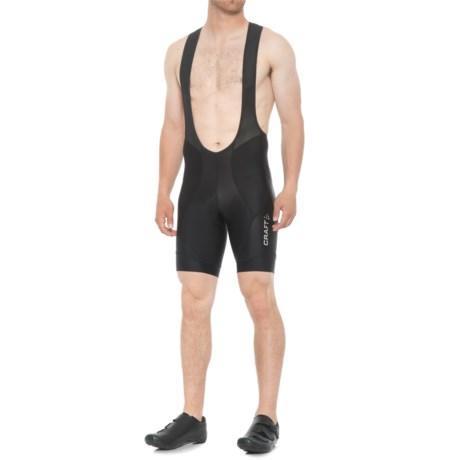Craft Sportswear Active Cycling Bib Shorts (For Men) in Black