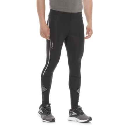 Craft Sportswear Brilliant 2.0 Light Tights (For Men) in Black - Closeouts