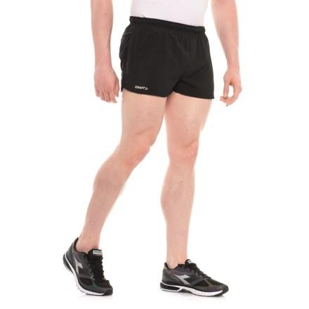 23b00bc0 Craft Sportswear Focus Race Running Shorts - Built-In Briefs (For Men) in