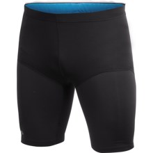 Craft Sportswear High-Performance Run Fitness Shorts (For Men) in 9310 Black/Focus - Closeouts