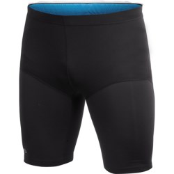 Craft Sportswear High-Performance Run Fitness Shorts (For Men) in 9310 Black/Focus