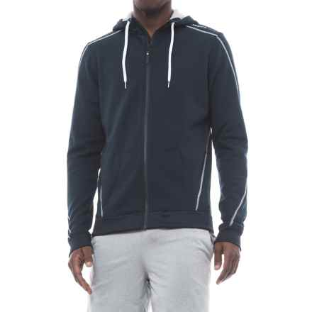 Craft Sportswear In the Zone Hoodie - Zip Front (For Men) in Dark Navy - Closeouts