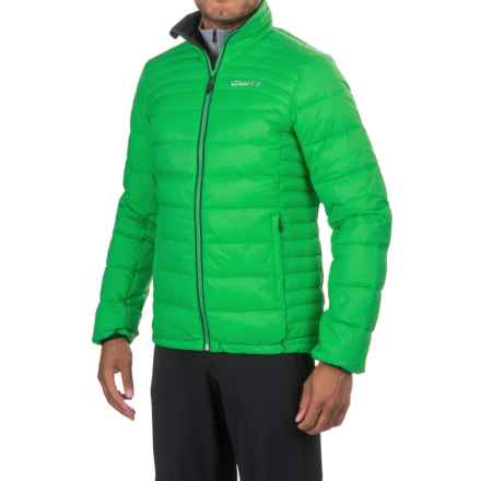 Craft Sportswear Light Down Jacket - Insulated (For Men) in Craft Green - Closeouts