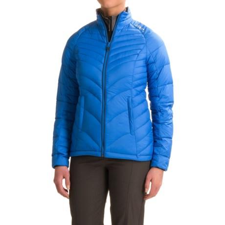 Craft Sportswear Light Down Jacket - Insulated (For Women) in Sweden Blue