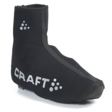 Craft Sportswear Neoprene Cycling Booties in Black - Closeouts