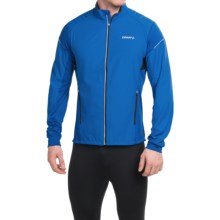Craft Sportswear PR Light Jacket (For Men) in Royal - Closeouts