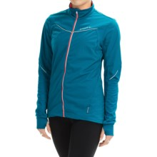 Craft Sportswear PR WP Stretch Jacket (For Women) in Galaxy - Closeouts