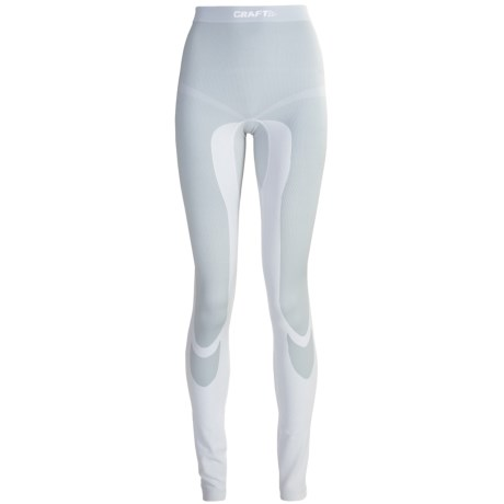 Craft Sportswear Pro Warm Underpants Base Layer Bottoms - Lightweight (For Women) in White